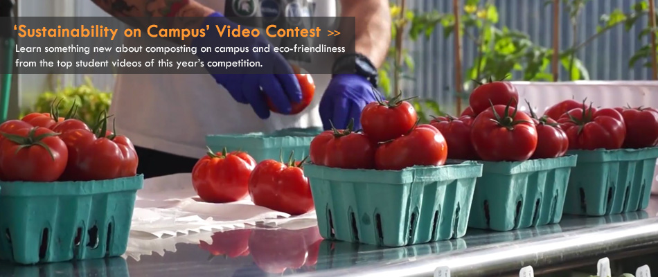 Sustainability on Campus Video Contest